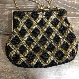 Vintage clutch for special occasions